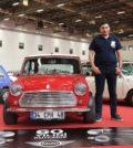 Antika Otomobil Federasyonu Genel Sekreteri İlker Tayalı