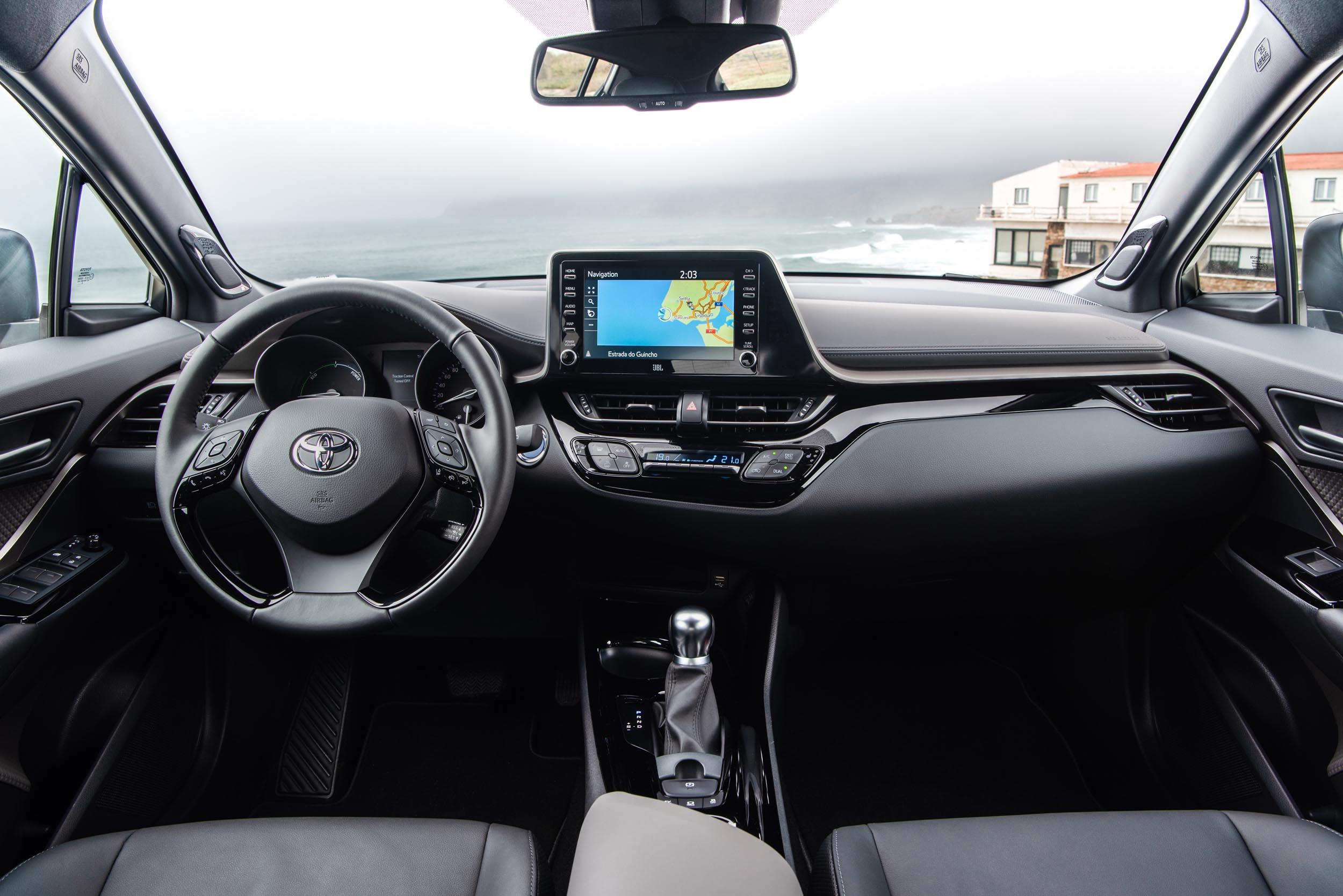Yenilenen Toyota C-HR (8)