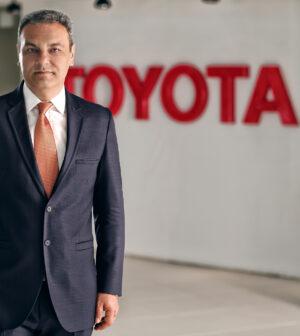 Toyota Turkiye Pazarlama ve Satis A.S. CEO'su Ali Haydar Bozkurt (4)