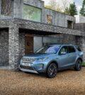 Yeni Discovery Sport Plug-In Hybrid Ön