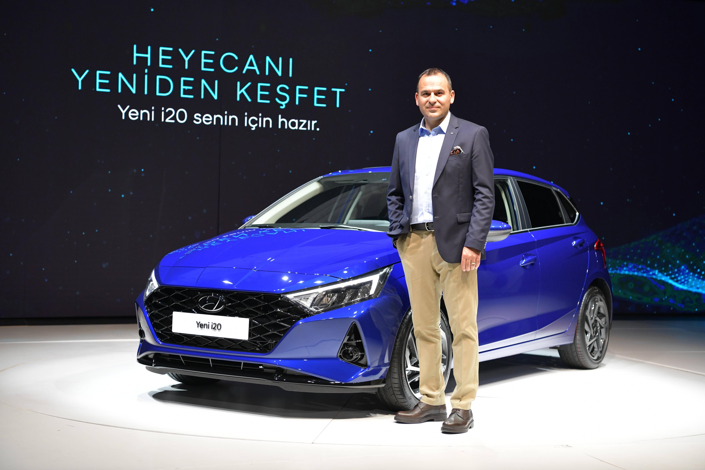 Hyundai Assan Genel Muduru Murat Berkel