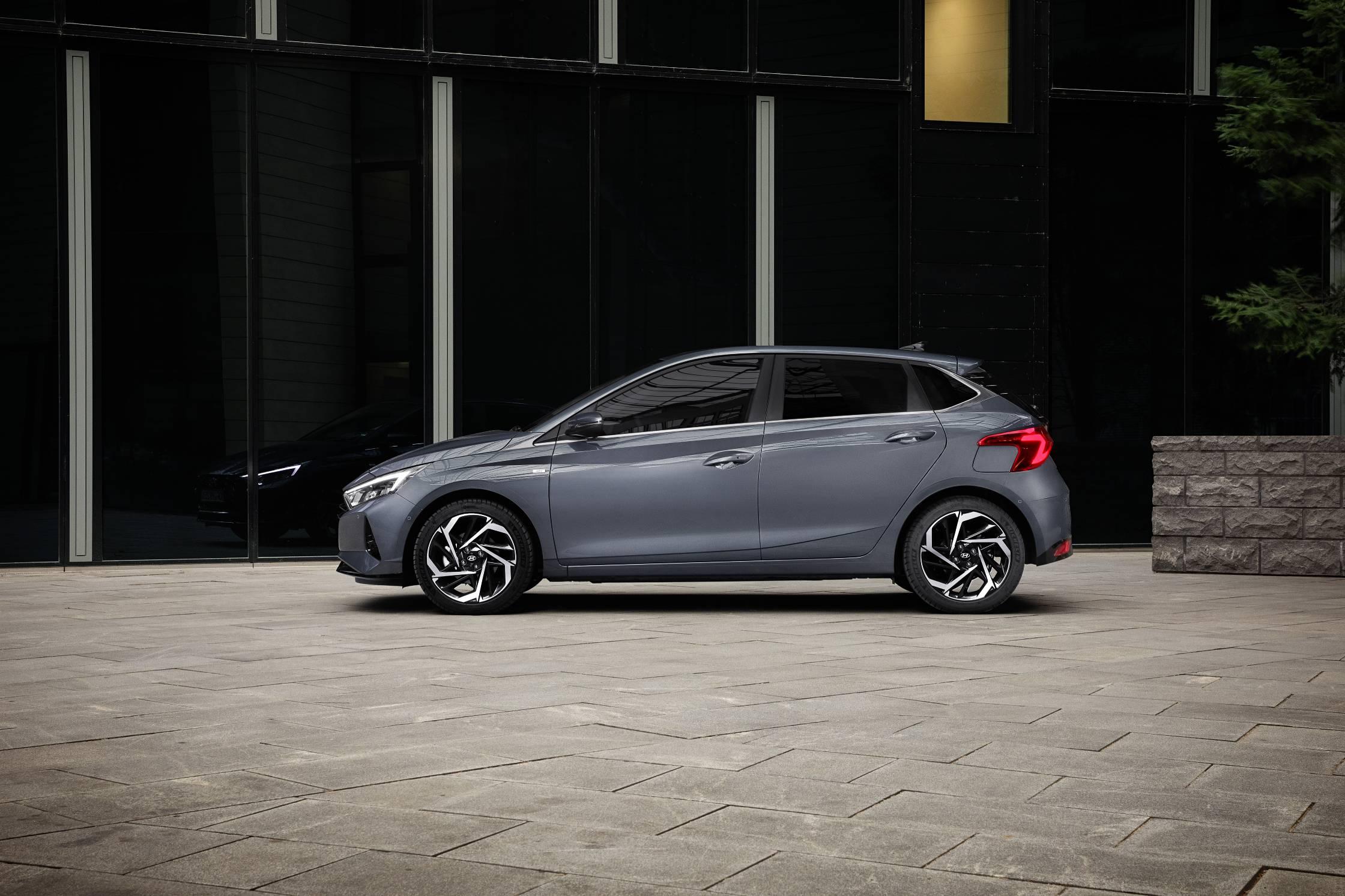 Hyundai Yeni i20 (1)
