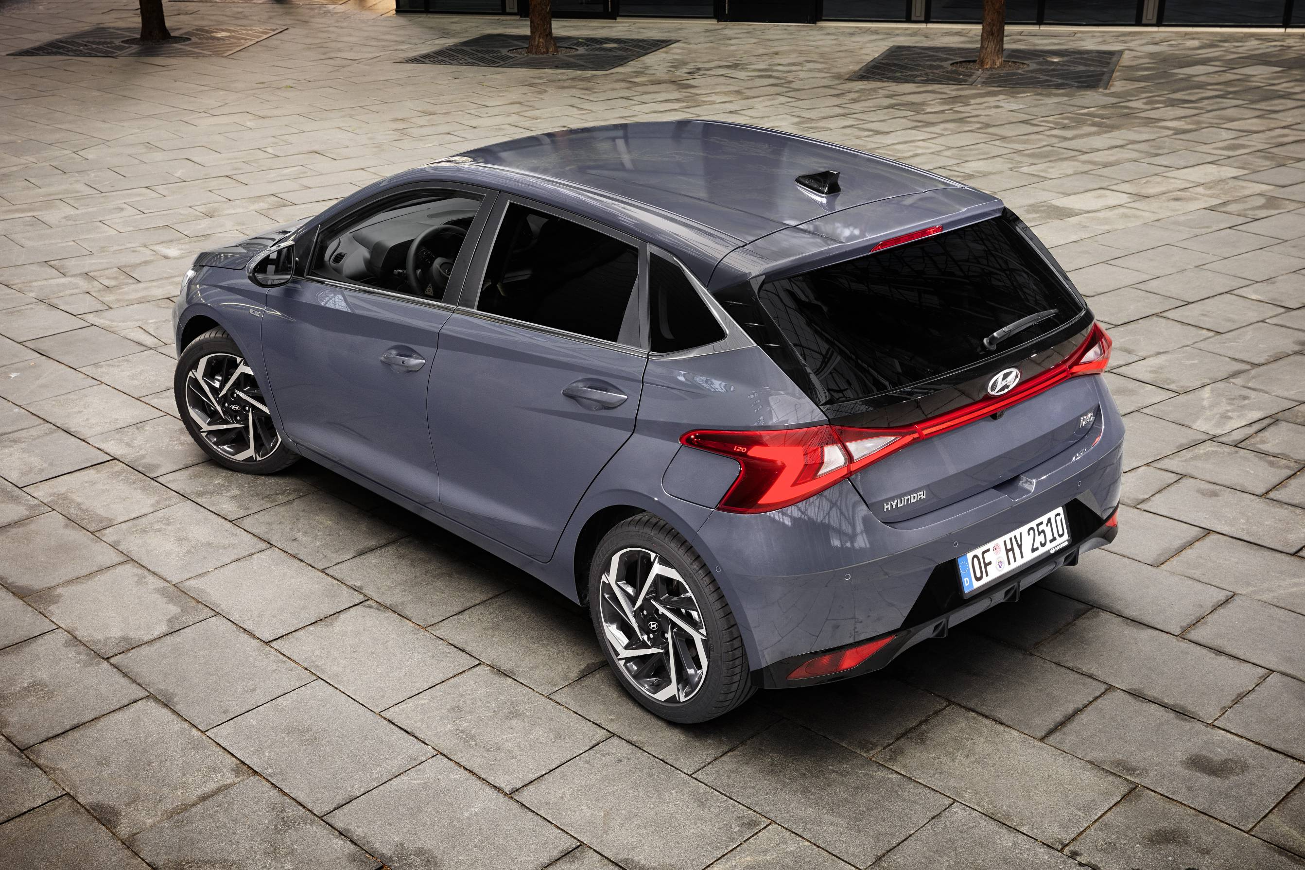 Hyundai Yeni i20 (2)