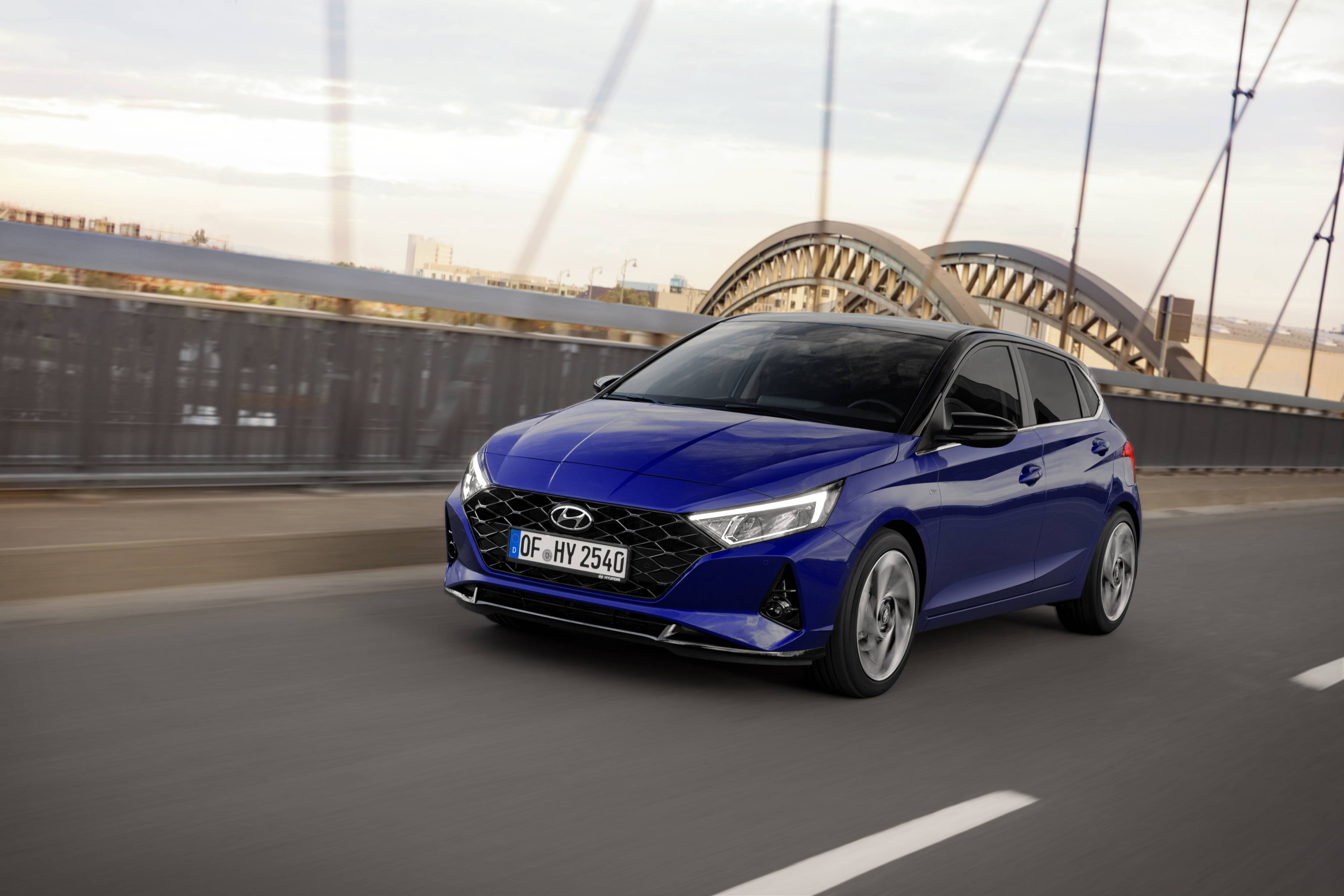 Hyundai Yeni i20 (4)