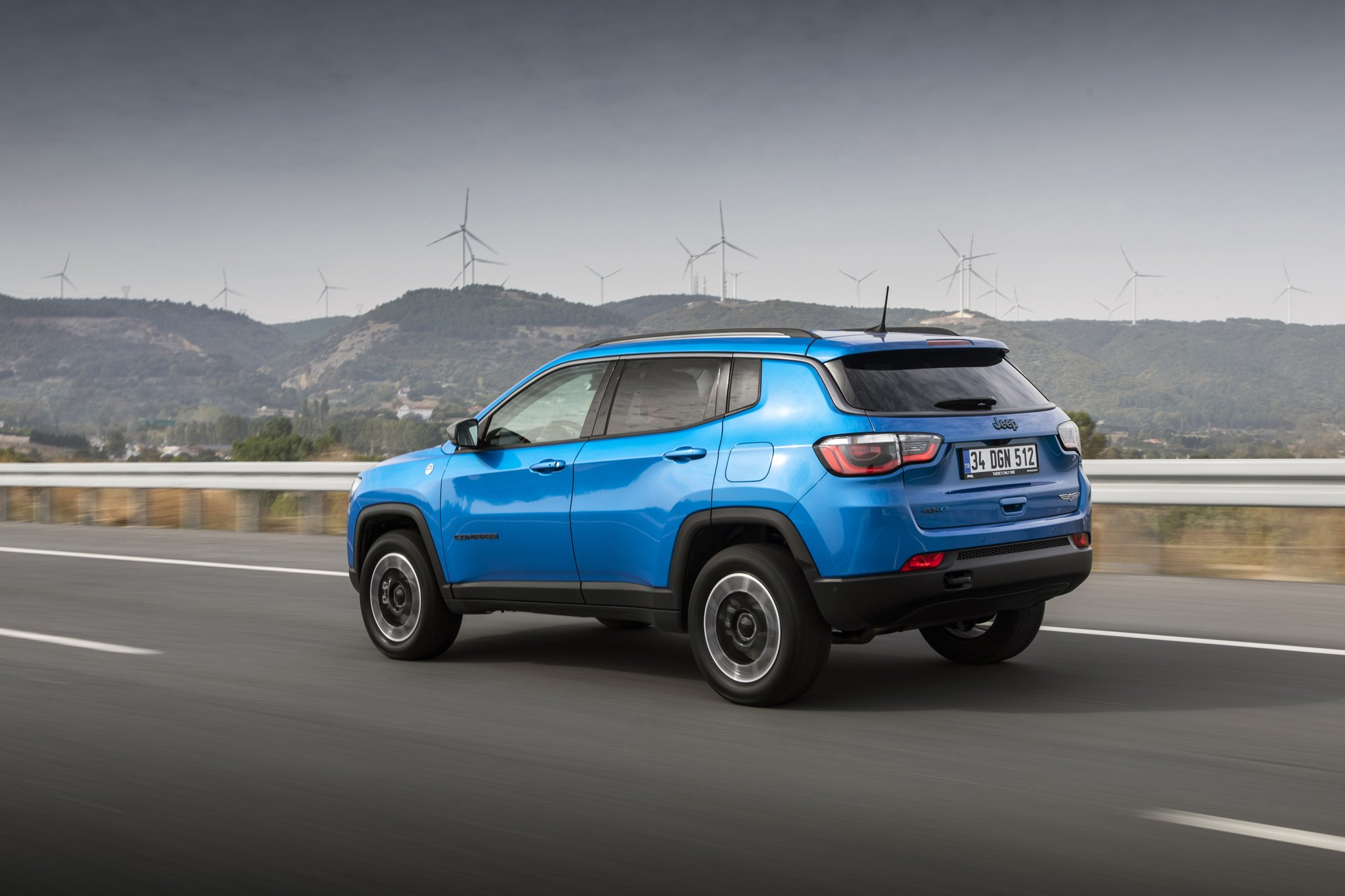 Jeep Compass 4xe-4