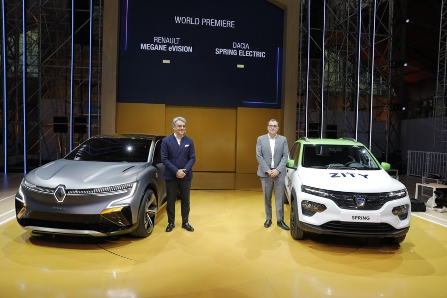 Renault-Megane-eVision-and-Dacia-Spring-Electric