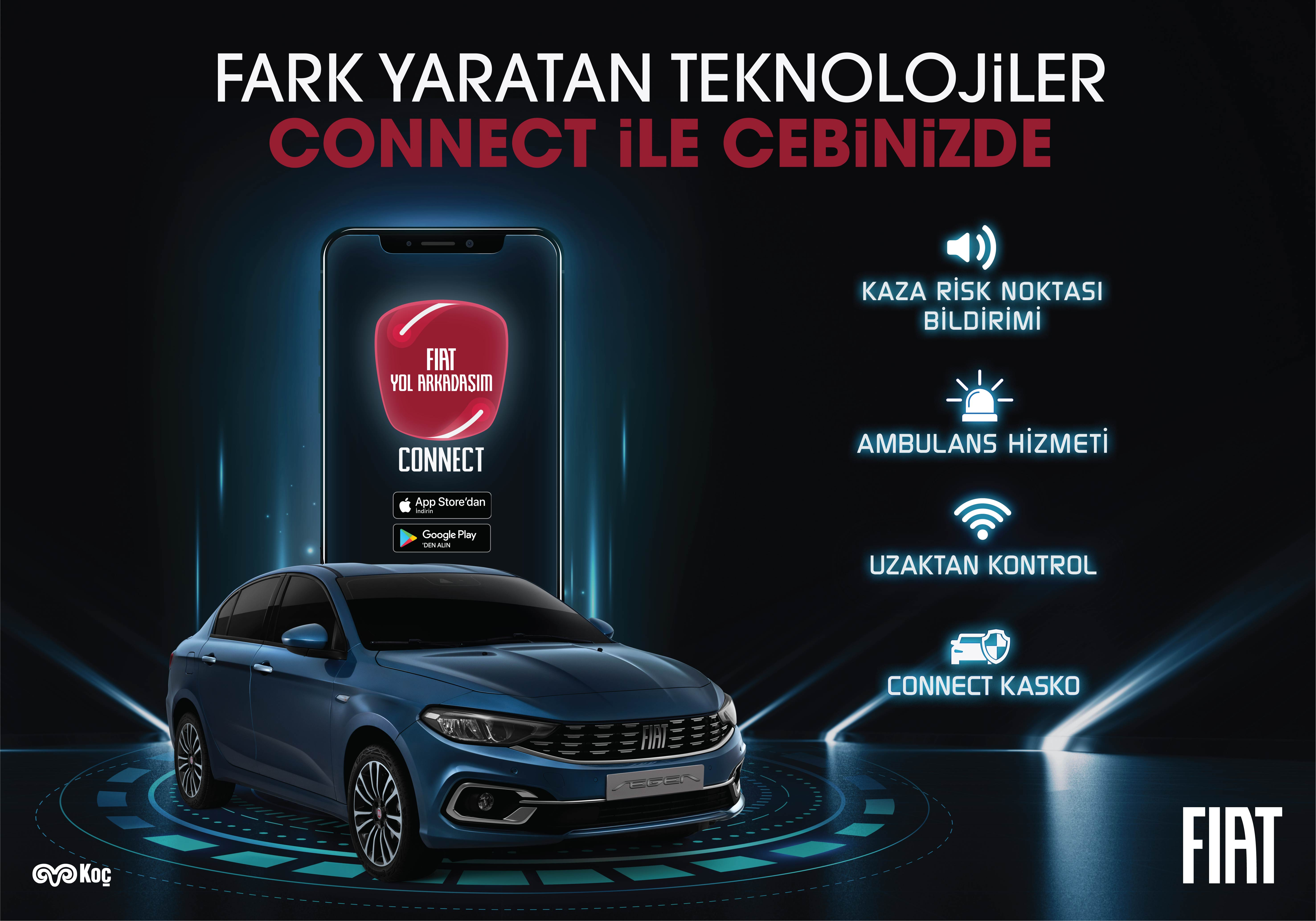 Fiat Yol Arkadaşım Connect 1